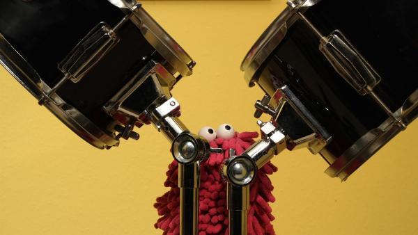 Das Schlagzeug wird jedoch umfunktioniert... | Rechte: NDR/Trikk17