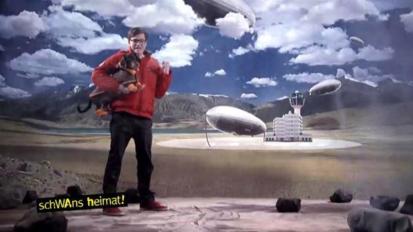 Ralph am Zeppelinlandeplatz (Episode 1) | Rechte: WDR/tvision GmbH