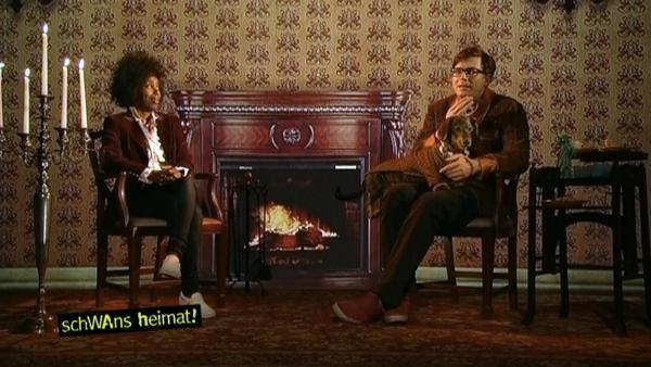 Ralph und Shary lassen die Ereignisse Revue passieren (Episode 3) | Rechte: WDR/tvision GmbH