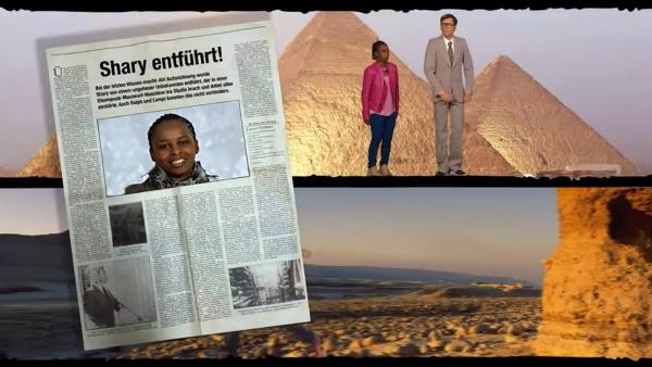 Eilmeldung: Shary entführt (Episode 1) | Rechte: WDR/tvision GmbH