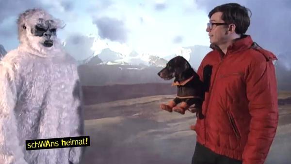 Ralph (r) und Yeti (Episode 1) | Rechte: WDR/tvision GmbH