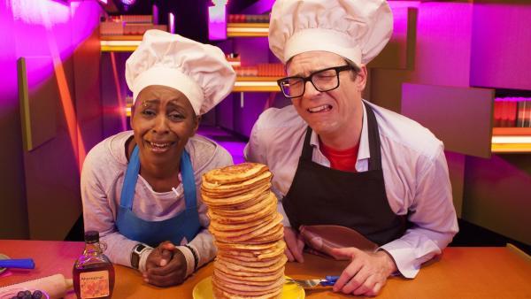 Ein Frühstück zum Heulen   Rechte: WDR/Thorsten Schneider