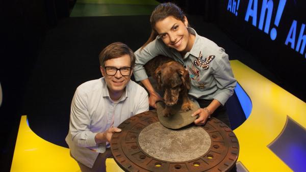 Clarissa, Ralph und Lumpi | Rechte: WDR/Thorsten Schneider
