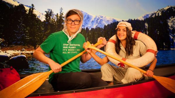 Clarissa und Ralph auf Expedition | Rechte: WDR/Thorsten Schneider