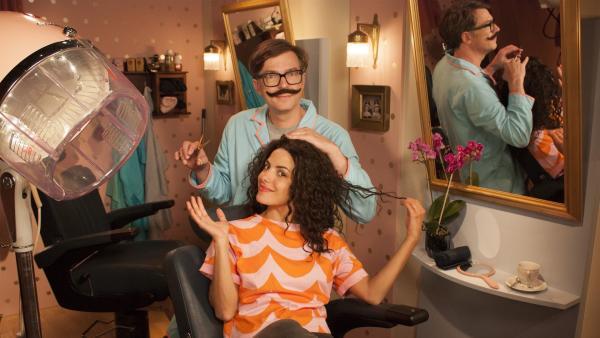 Clarissa und Ralph | Rechte: WDR/Thorsten Schneider