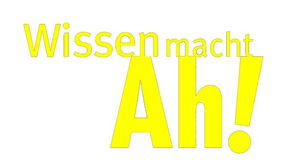 "Logo ""Wissen macht Ah!"" | Rechte: WDR"
