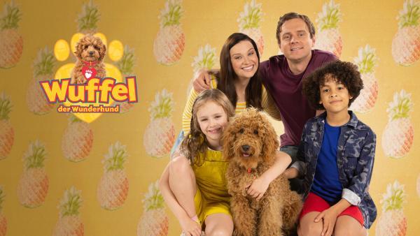 Wuffel der Wunderhund bei ZDFtivi.de | Rechte: ZDFtivi.de