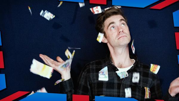 Hier zeigt dir Matt einen echten Klassiker unter den Zaubertricks. | Rechte: KiKA