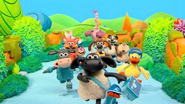 Timmy und seine Freunde | Rechte: WDR/Aardman Animations