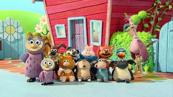 Timmy und seine Freunde   Rechte: WDR/Aardman Animations