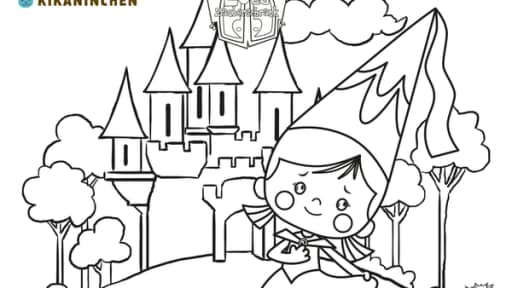 Kika Zoé Verkleidet Sich Als Prinzessin
